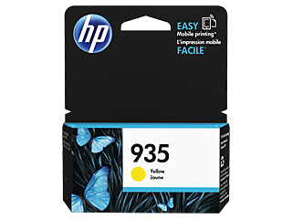 Genuine HP935 Yellow ink cartridge (C2P22AA)
