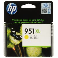 Genuine HP 951XL Yellow ink cartridge (CN048AA)