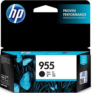 Genuine HP 955 Black Ink Cartridge L0S60AA