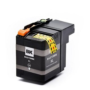 Compatible Brother LC139XL Black ink cartridge
