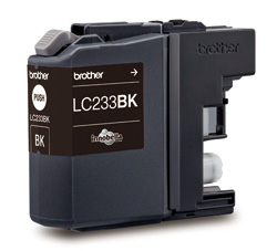 Genuine Brother LC233BK (Black) ink cartridge