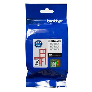Genuine Brother LC3319XL Black Ink Cartridge