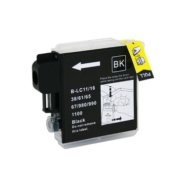 Compatible Brother LC67 Black ink cartridge