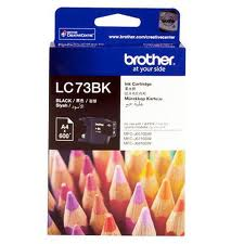 Genuine LC73BK (Black) ink cartridge