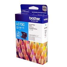 Genuine LC73C (Cyan) ink cartridge