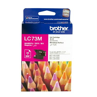 Genuine LC73M (Magenta) ink cartridge