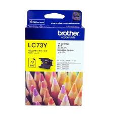 Genuine LC73Y (Yellow) ink cartridge