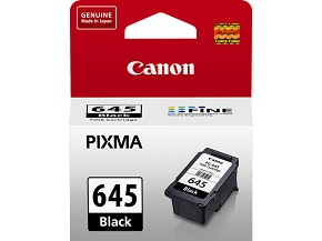 Genuine Canon PG645 Black ink cartridge