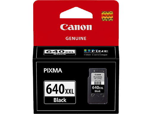 Genuine Canon PG640XXL Black Ink Cartridge