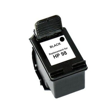 Remanufactured HP98 (Black) ink cartridge (C9364W)