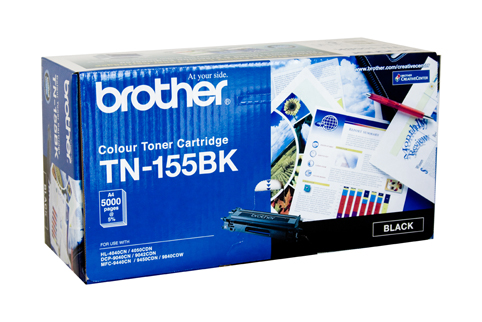 Genuine Brother TN155 Black toner cartridge