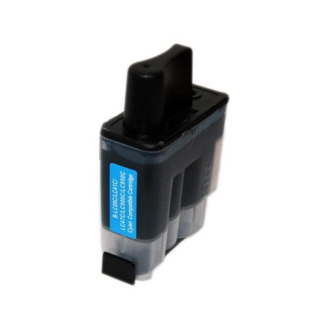 Compatible Brother LC47 Cyan ink cartridge